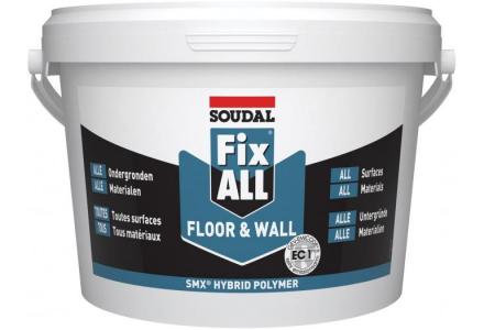 Soudal Fix all Floor & Wall 4 kg.
