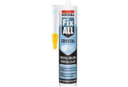 Soudal Fix All Crystal