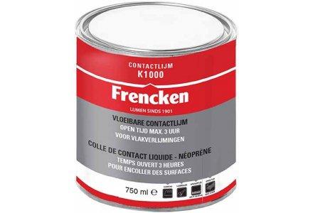 Frencken contactlijm K1000 5 liter