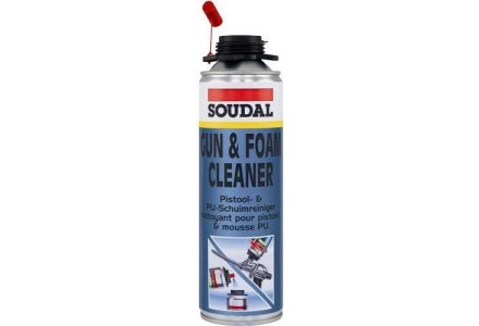 Soudal Gun & Foamcleaner pur reiniger 500ml
