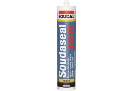 Soudal Soudaseal 240 FC wit 290ml