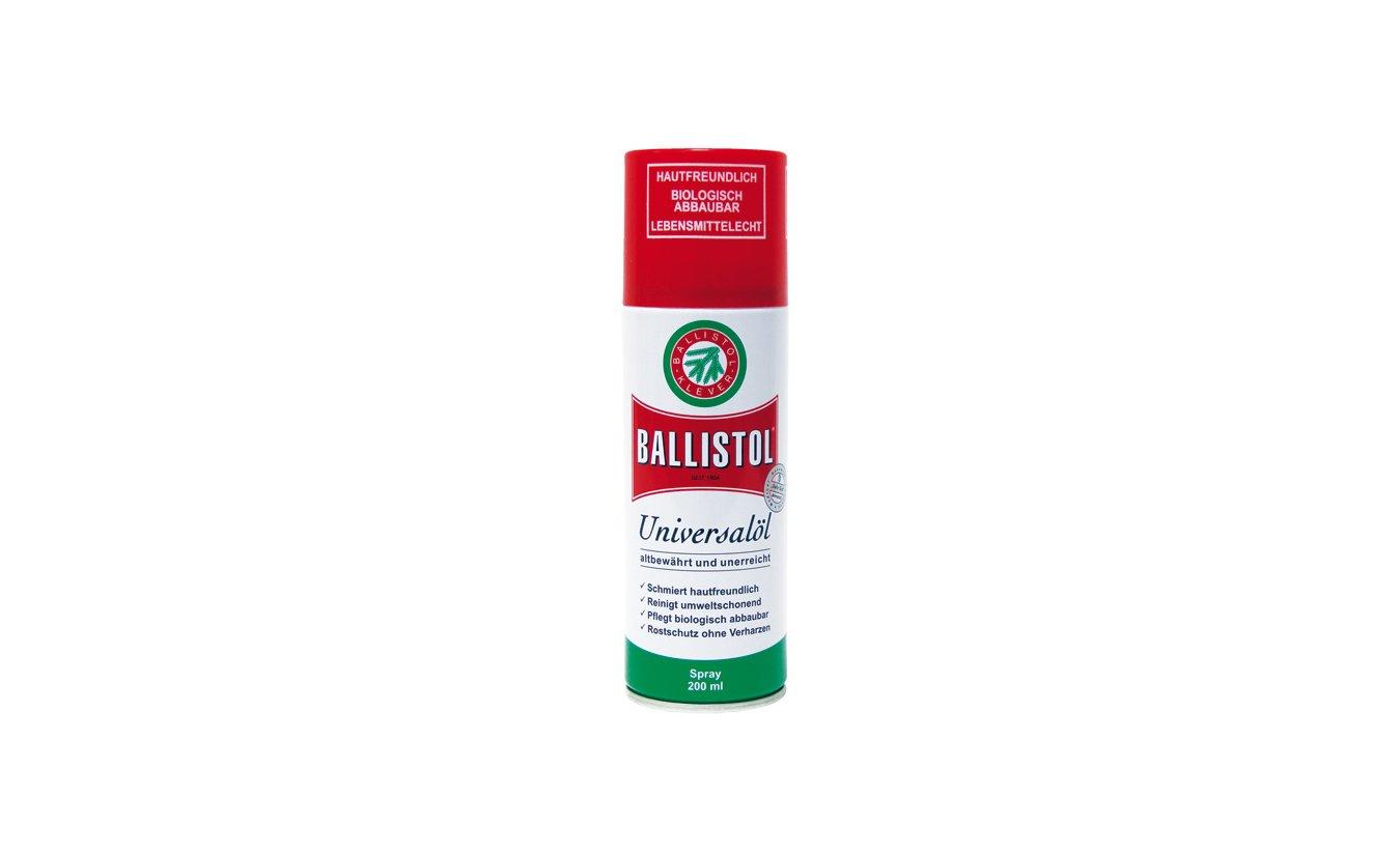 Ballistol universeel spray 200ml.