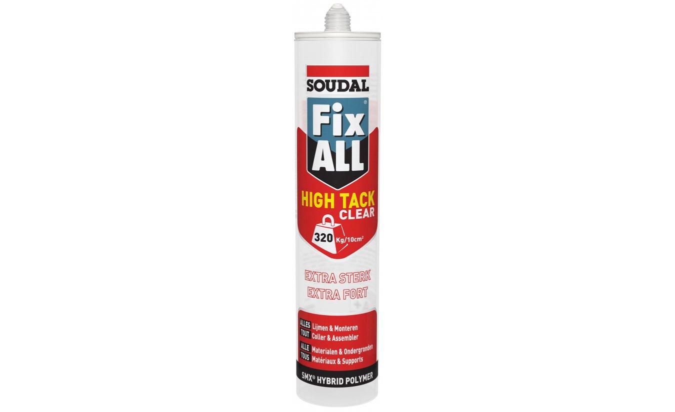 Soudal Fix All High Tack Clear
