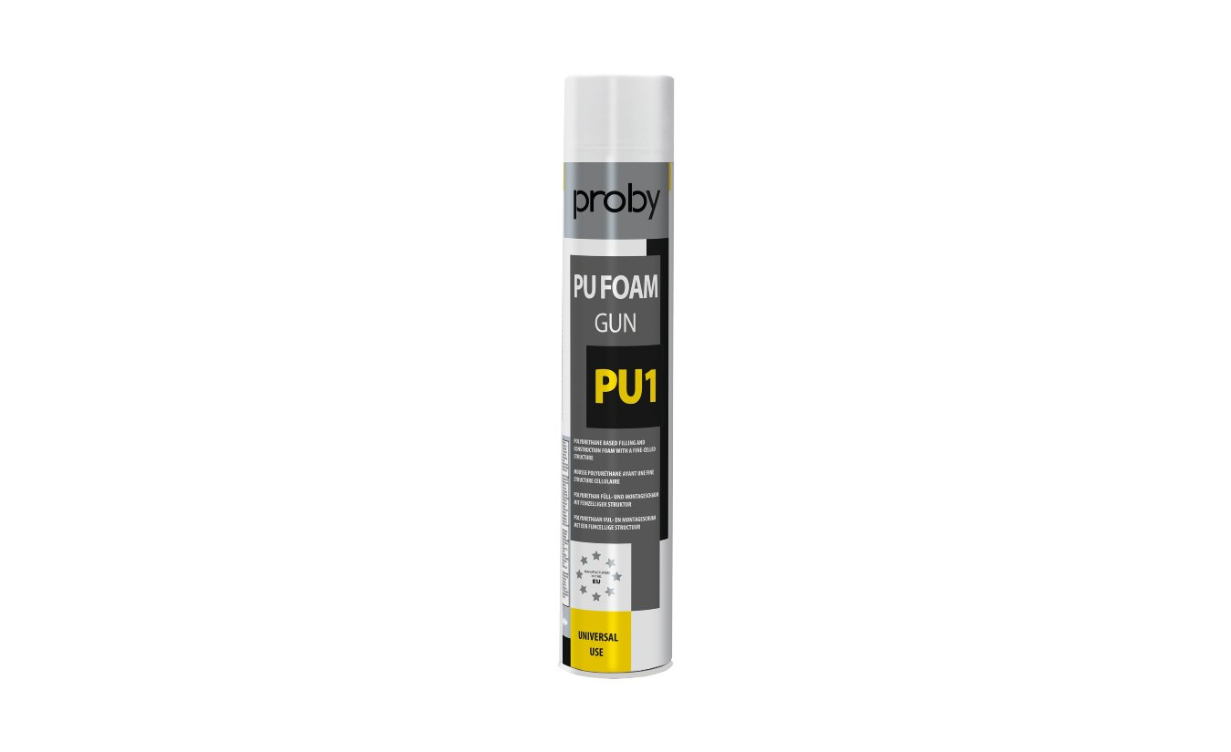 Proby PU Foam gun PU1 pur 700ml.