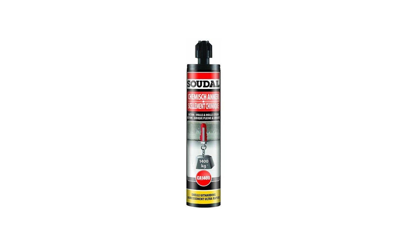 Soudal CA1400 chemisch anker