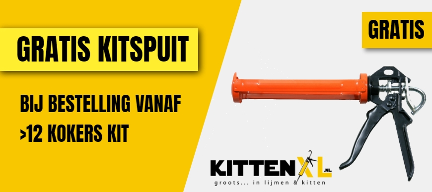 gratis kitspuit